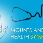 MOUNTS AND HEALTH SYMPTOMS