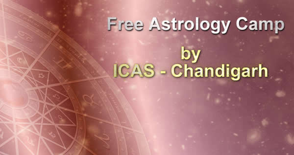 Astrology camp dates