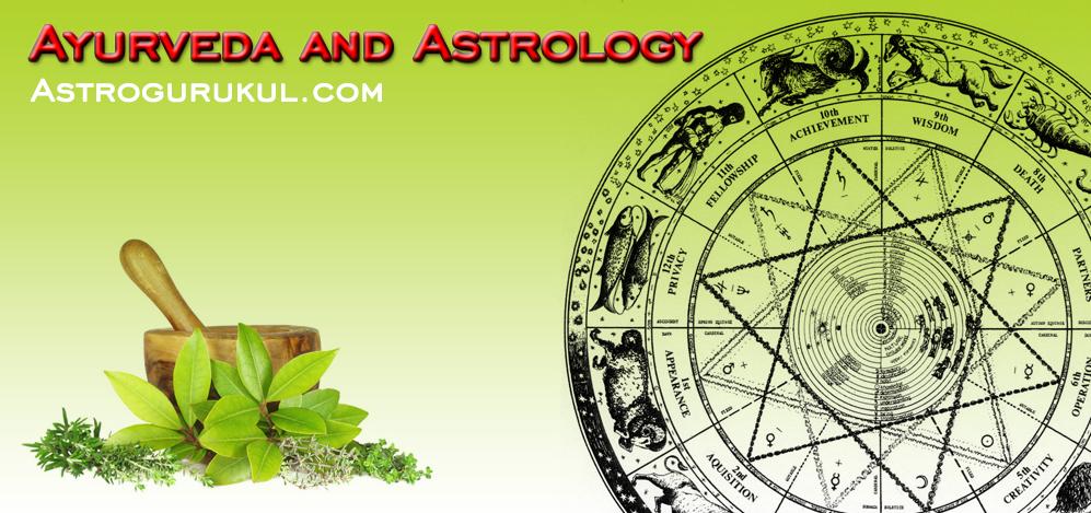 Ayurveda and Astrology